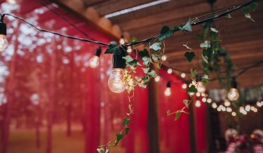 Lampki ledowe dekoracyjne, girlandy