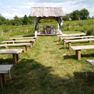 wiejski-ślub-plenerowy-lublin-dekoracje